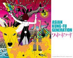 ASIAN KUNG-FU GENERATION - ワールド ワールド ワールド