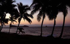 Sunset at Clifton Beach , cairnes, Aus.