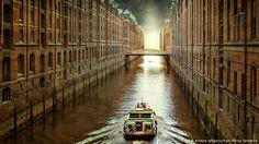 Speicherstadt de Hamburgo entra en el Patrimonio Mundial | Alemania | DW.COM | 05.07.2015