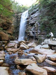Cachoeira do mosquito - Chapada Diamantina s2