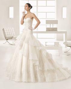 OMAR vestido de novia Rosa Clará Two 2017