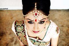 beautiful hindu bride www.ovoma.com