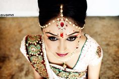 beautiful hindu bride www.ovoma.com