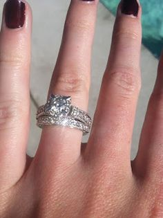How to make your diamond ring sparkle diy ideas by becky mansfield keepingupwithkristin1 diy cleaning solution for diamond rings solutioingenieria Images