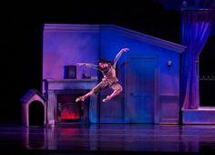 """Redefining Neverland: Milwaukee Ballet's  Marc Petroci""""Peter Pan"""" flies. I am his biggest fan!"""