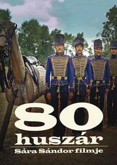80 huszár (1978) Movies, Movie Posters, Art, Art Background, Films, Film Poster, Kunst, Cinema, Movie