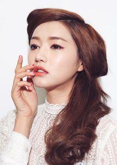 Park Sora, For more make up check our website : http://k-phenomen.com/category/beauty-nail-arts/  #Koreanmakeup