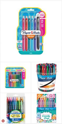 Car Supplies, Cute School Supplies, Felt Tip Markers, Cute Pens, School Planner, Calligraphy Pens, Writing Pens, Rollerball Pen, Travel Accessories