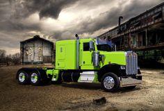 Tricked Out Semi Trucks | Custom Semi 2010 Semi Trucks Big Rigs Kenworth Mack Peterbilt