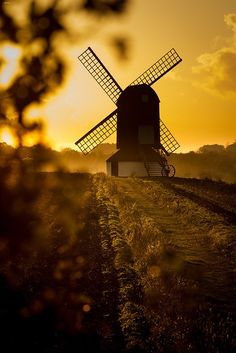 windmill glow