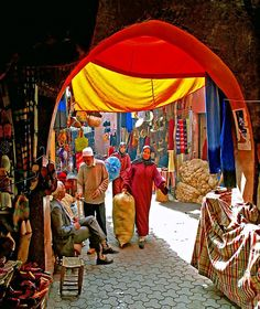 Marrakech, Morocco (المغرب‎/Maroc) (2013) One of my favorite countries that I have visited! :)