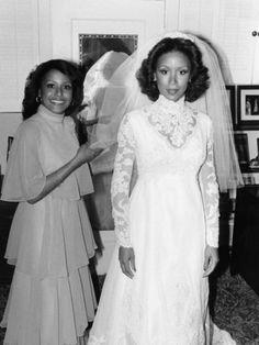 Photographic Print: Freda Payne Poster by Normal Hunter : Vintage Wedding Photos, Vintage Bridal, Vintage Weddings, Black Weddings, Vintage Pictures, African American Weddings, African American Women, African Americans, Vintage Black Glamour
