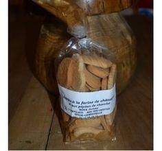 Biscuits à la farine de châtaigne et aux pépites de chocolat - Jeremy Roux