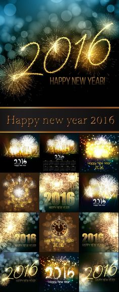 Awesome Happy new year images 2016