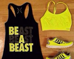 Be a beast