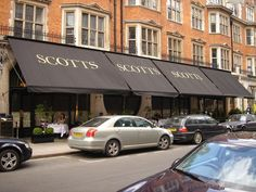 Scott's, Mount Street, Mayfair, London  Our favorite grilled sole anywhere in the world.