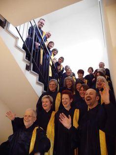 Gospelchor Sinsheim - Das zweite Konzert in der Konzertsaison 2015