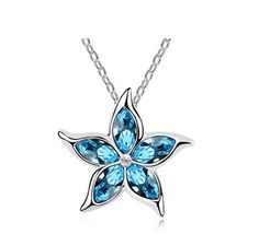 Swarovski Crystal Wind Of Change Necklace  From Crystaljewelryuk.com