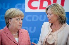 Widerstand gegen Merkel: CDU streitet über Flüchtlingspolitik - http://ift.tt/2cBUmB9