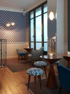 Restaurant The Fish Club, 58, rue Jean-Jacques Rousseau, Paris (75001) / Dorothée Meilichzon - Guide Fooding®