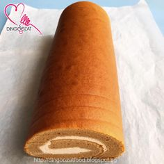 Coffee Swiss Roll, made with decaffeinated coffee. Best for me and my little boy who loves coffee flavoured cakes as I do not want ...