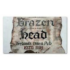 The Brazen Head Pub Dublin -