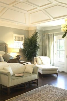 Image result for master bedroom tray ceiling