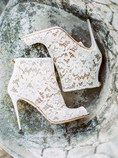 Photography: Yaroslav&Jenny - Bride's Shoes: Dolce & Gabbana