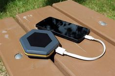 Sonnet wireless device is designed to turn phone into walkie talkie. There is no reason to forget walkie-talkies for a safe adventure, but using Sonnet, you can