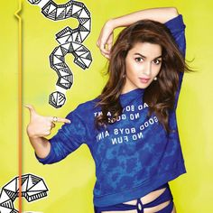 #Vuhere to see who #AliaBhatt will be romancing in her next movie - http://bit.ly/alia-romance  Image Courtesy: Vogue