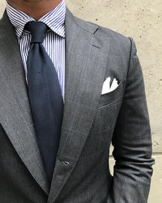 Men's Pocket Square Inspiration #6 | MenStyle1- Men's Style Blog