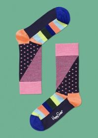 Stripes & Dots 02 - Happy Socks for my happy man. So Will!