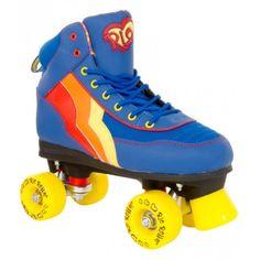 Rio Roller Blueberry | New Quad Skates 2014