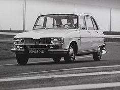 Renault 16 TS (1968 – 1971).