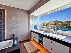 Villa Española en Puerto Andratx con unas vistas excepcionales