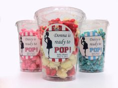 1 Dozen  Ready To Pop Favors from The Popcorn by thepopcornfanatic, $32.99