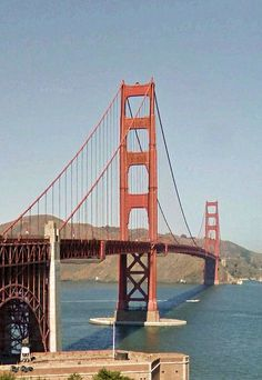Golden Gate bridge, San Francisco, CA.