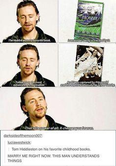 !MARRY ME NOW TOM!