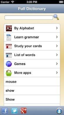 English Dictionary App – Offline