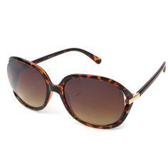 Lunettes Soleil Starlette monture marron  Mode  femme  lunettessoleil sur   hatshowroom Magasin Lunette c145d3642cf2
