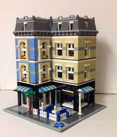 Lego coffee shop