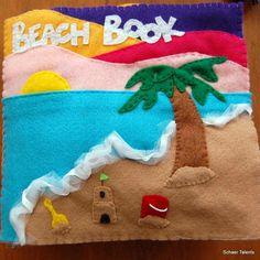 Schaer Talents: Ocean Quiet Book