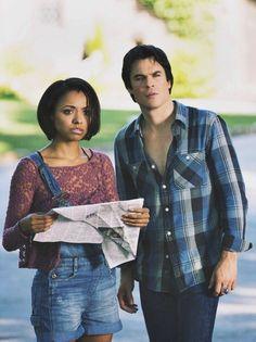 Damon & Bonnie