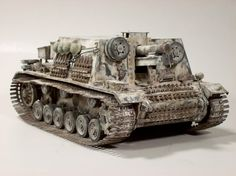 15cm Sturm-Infanteriegeschutz 33 auf Pz III by Pvt Mutt