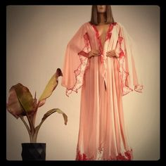 Agent Provocateur Original Celeste Gown As seen in 12' campaign, Soirée is the high end luxury label for AP known for quality and exquisite materials. silk chiffon with French Leavers. Make An Offer Agent Provocateur Intimates & Sleepwear