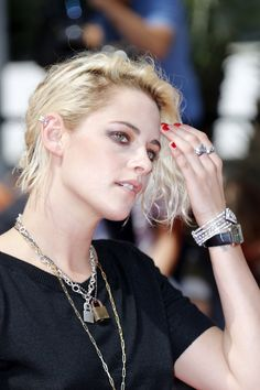 Kristen Stewart in Cannes - American Honey Premiere