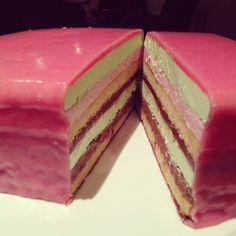 Lolly Bag Cake from MasterChef Australia Zumbo Recipes, Cake Recipes, Yummy Lollies, Masterchef Recipes, Melting Moments, Masterchef Australia, Aussie Food, Kitchen Rules, Bag Cake