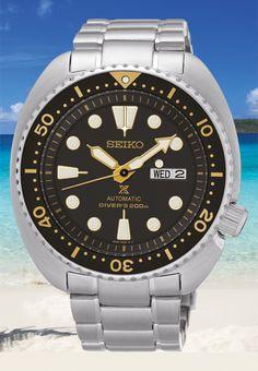watches88. SEIKO PROSPEX Classic Diver's 200M Automatic SRP775K1