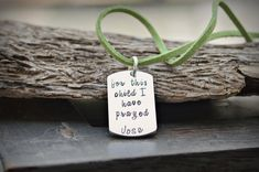 christian jewelry - bible verse - Bible Charm - Ne… I'm Pregnant, Christian Jewelry, Keep Fit, Lace Knitting, Dog Tag Necklace, Bible, Charmed, Make It Yourself, Silver