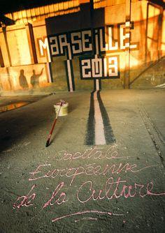 Marseille 2013 - 2. european city of culture.
